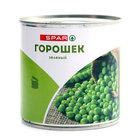 Горошек зеленый ТМ Spar (Спар)